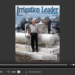 Screenshot of flipbook PDF reader for Irrigation Leader July/August 2011