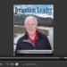 Screenshot of flipbook PDF reader for Irrigation Leader March 2013