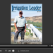 Screenshot of flipbook PDF reader for Irrigation Leader October 2013