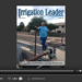 Screenshot of flipbook PDF reader for Irrigation Leader October 2016