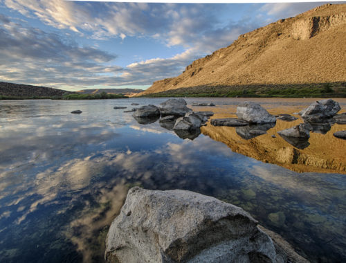 Photo of Snake River