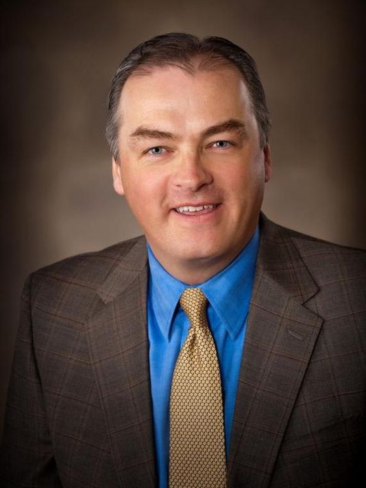 Photo portrait of Paul Tuss