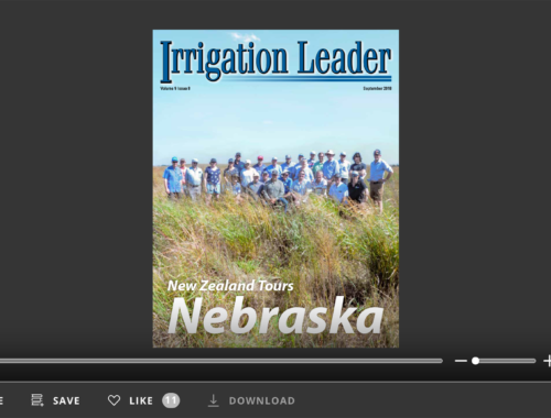 Irrigation Leader September 2018. Volume 9 Issue 8.