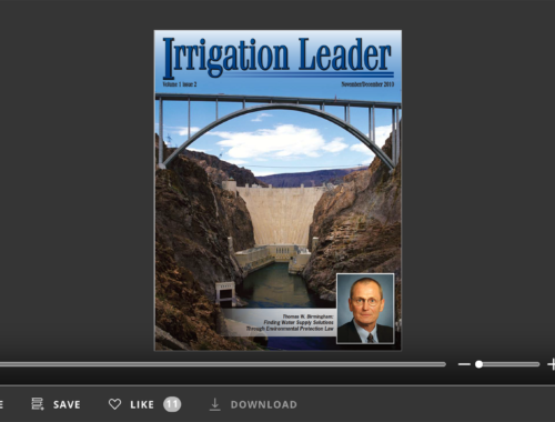 Irrigation Leader November/December 2010
