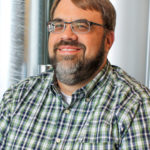 Portrait photo of Chris Righter, Product Manager, Structure and Drive Systems